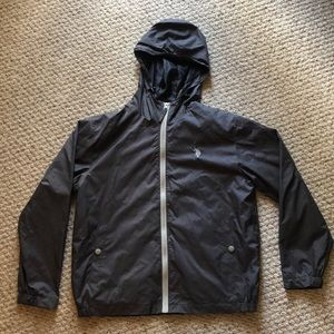US Polo Assn. Men's Rain/Wind jacket